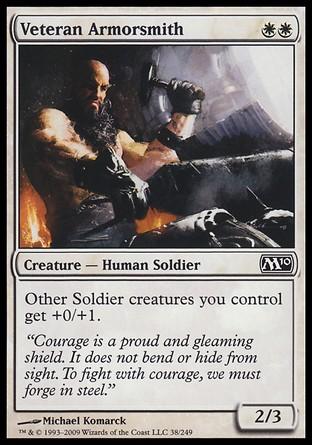 Veteran Armorsmith