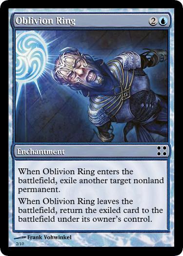 Mtg Cards Like Oblivion Ring