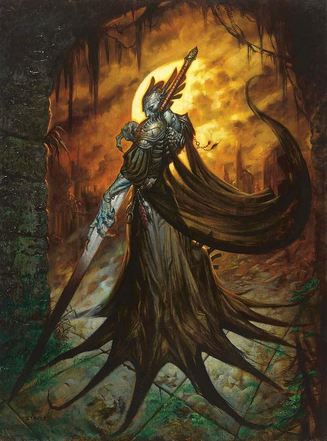 Dranu, Lich-Lord