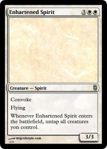Enhartened Spirit