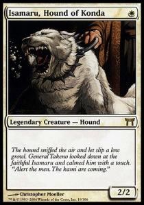 Isamaru, Hound of Konda