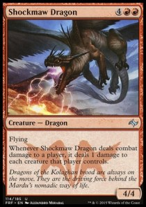 Shockmaw Dragon