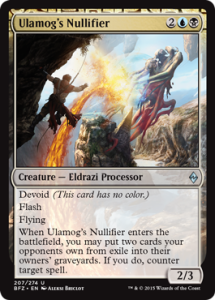 Ulamog's Nullifer